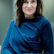 Inger Kirk fotograferet af Uffe Weng