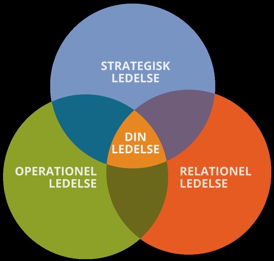 Model for udviklingsforløbet med inspiration fra Pendelton
